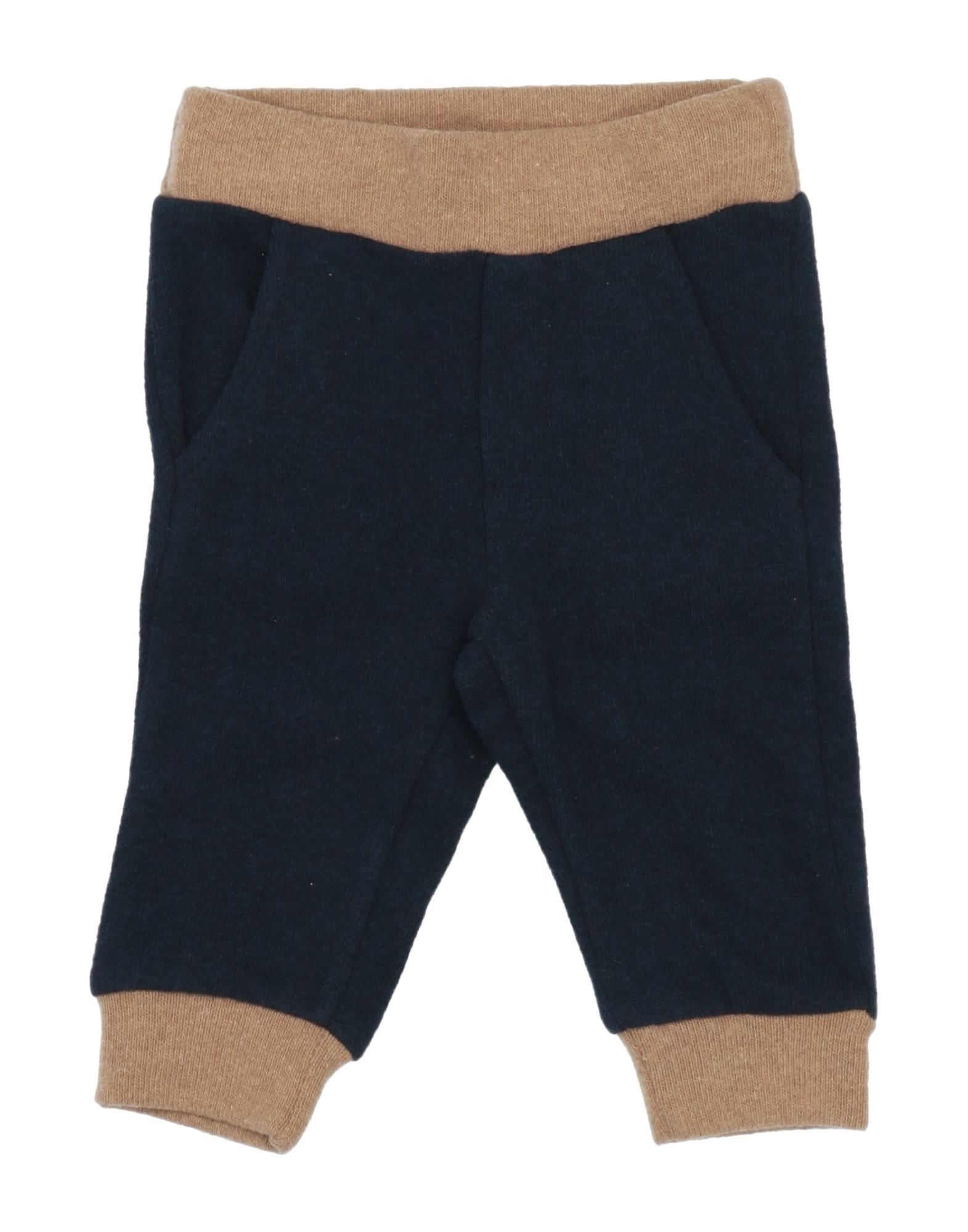 Le Petit Coco Kids' Casual Pants In Black