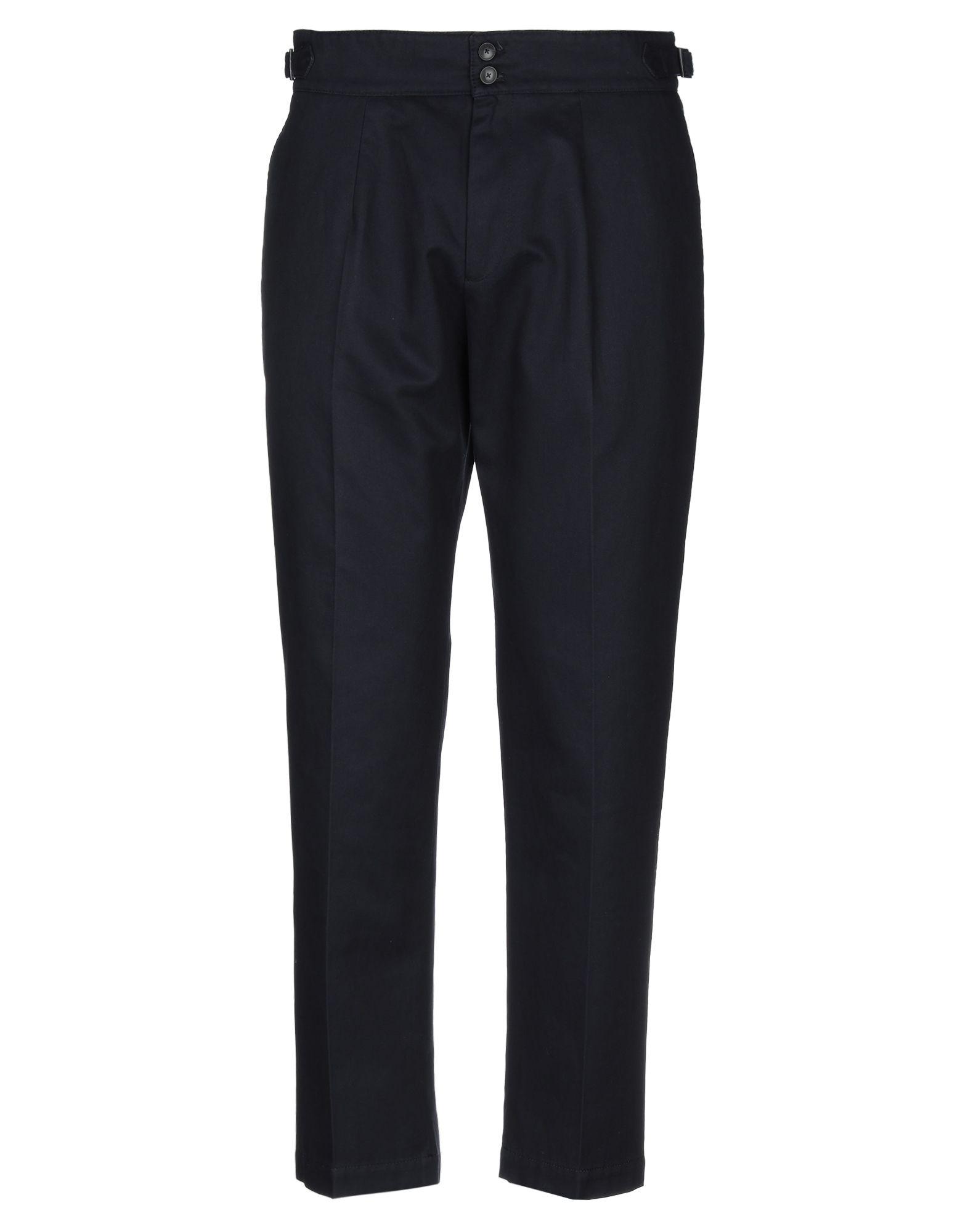《セール開催中》CELLAR DOOR メンズ パンツ ダークブルー 48 コットン 100%