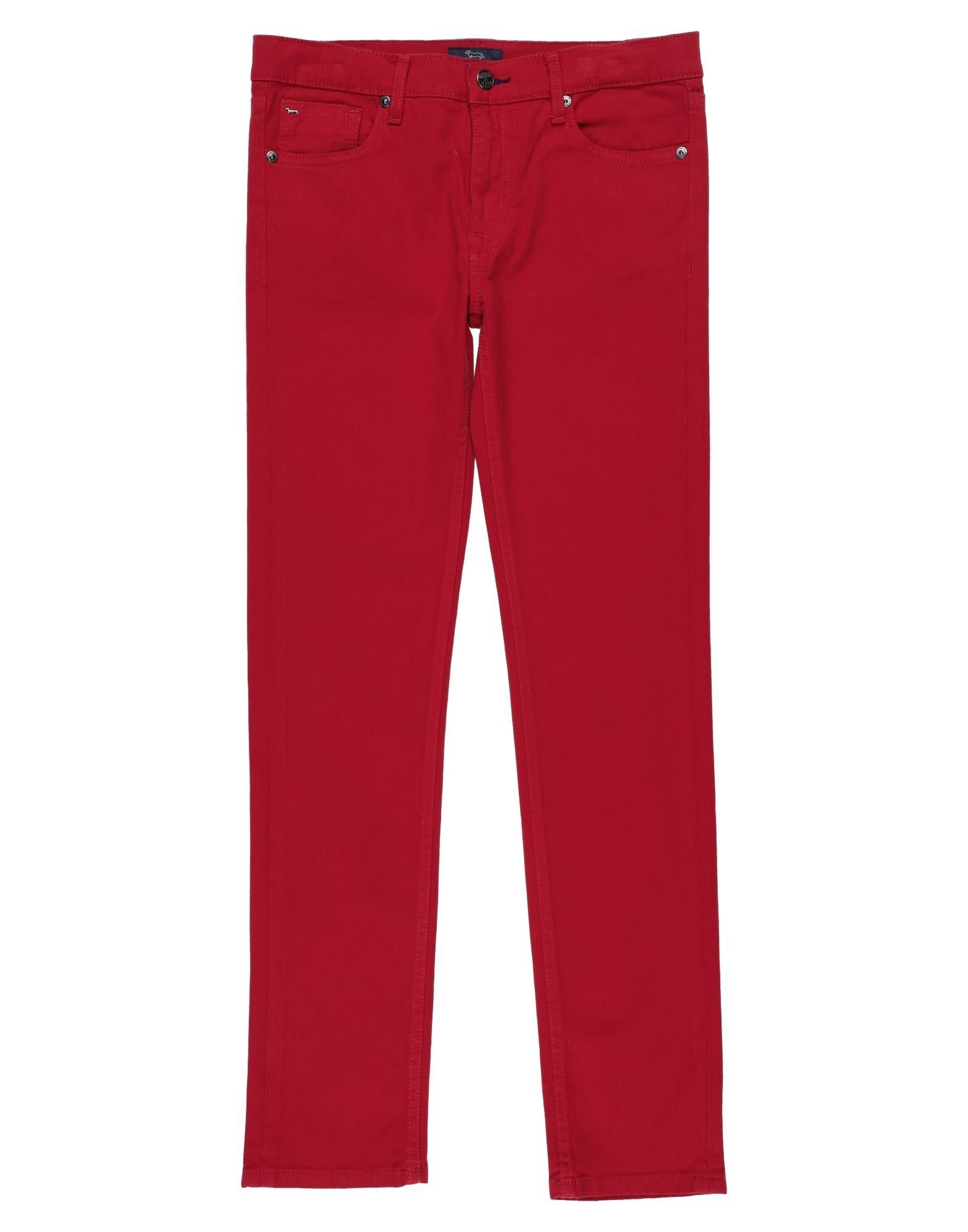 Harmont & Blaine Kids' Casual Pants In Red