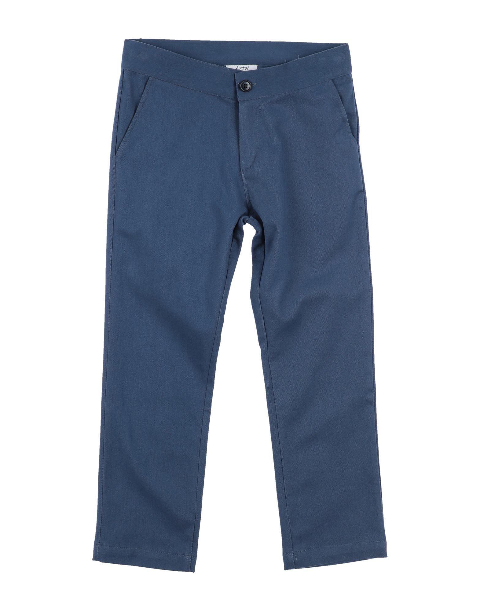 Aletta Kids' Casual Pants In Blue