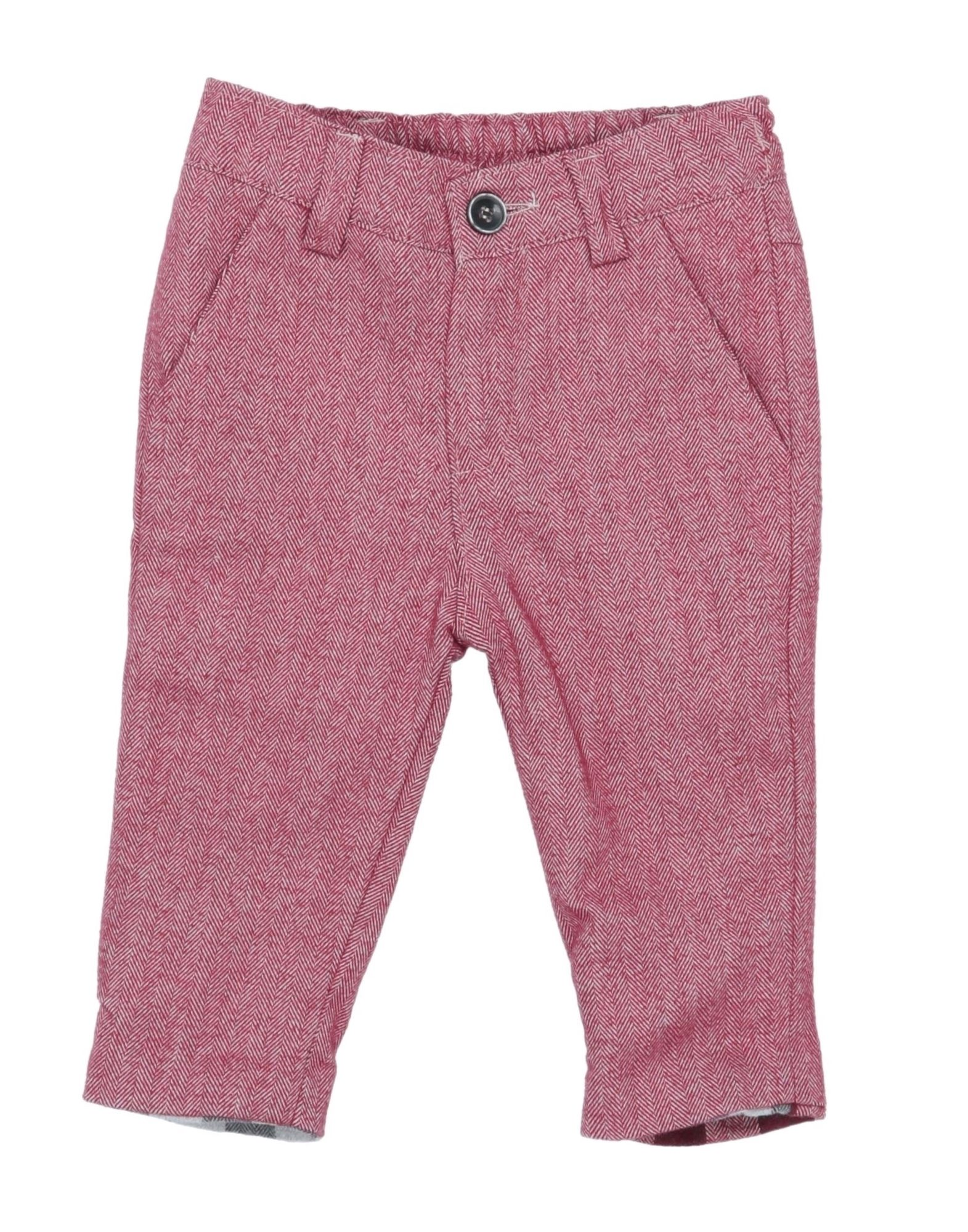 Manuell & Frank Kids' Casual Pants In Pink