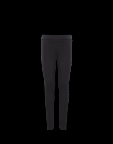 CASUAL TROUSER Black Junior 8-10 Years - Girl Woman