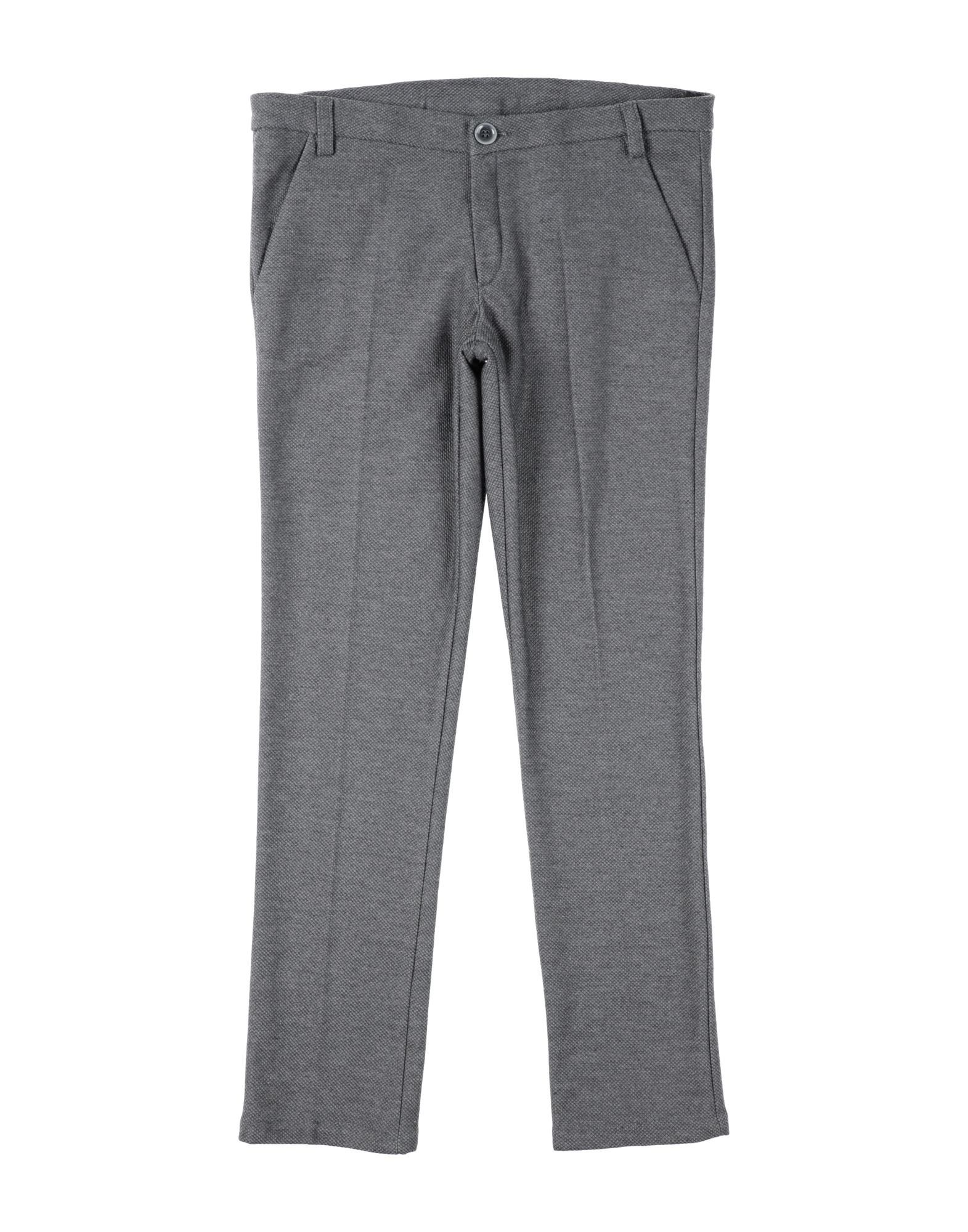 Manuell & Frank Kids' Casual Pants In Gray