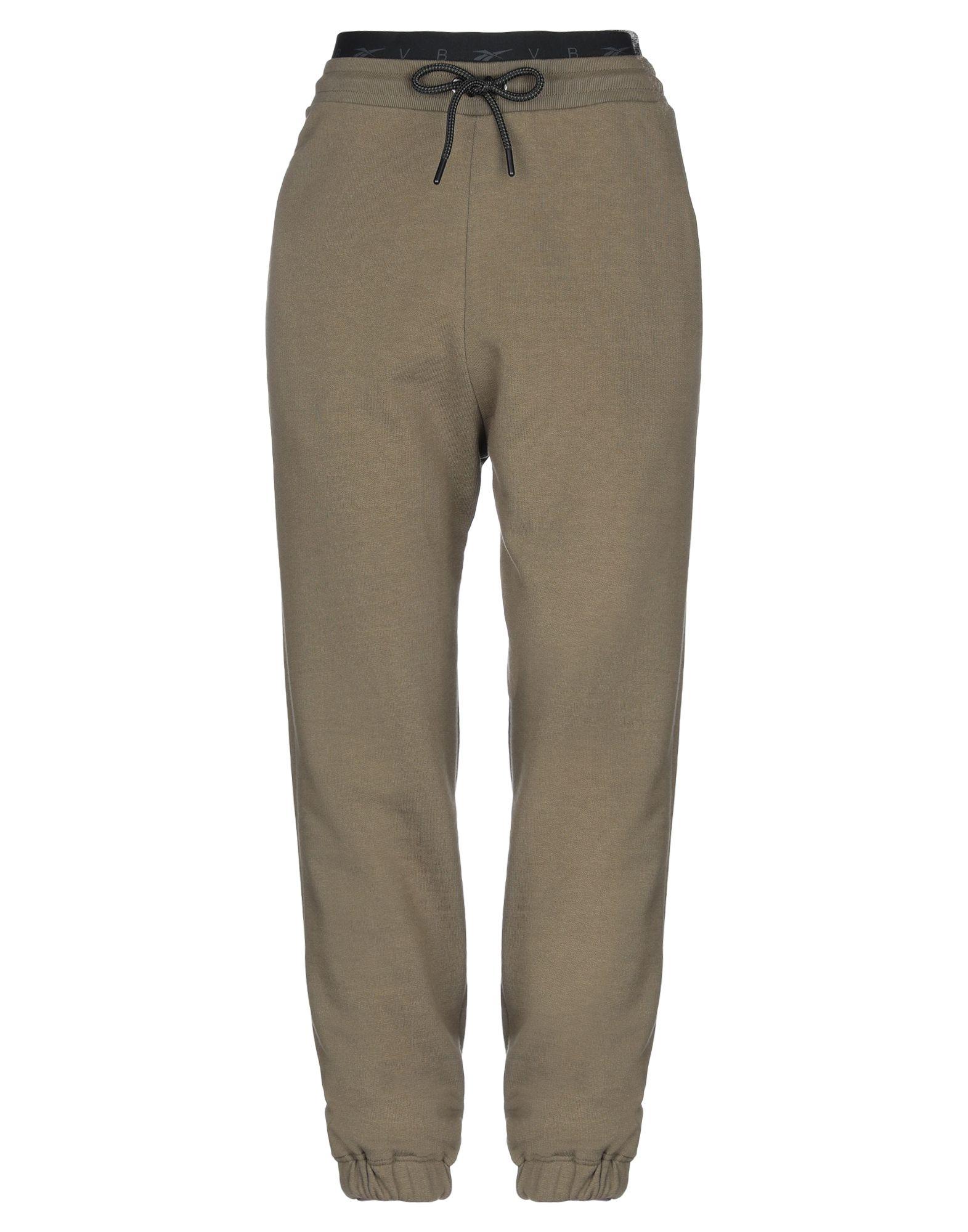 REEBOK Повседневные брюки брюки спортивные reebok reebok re160ewcdmr6