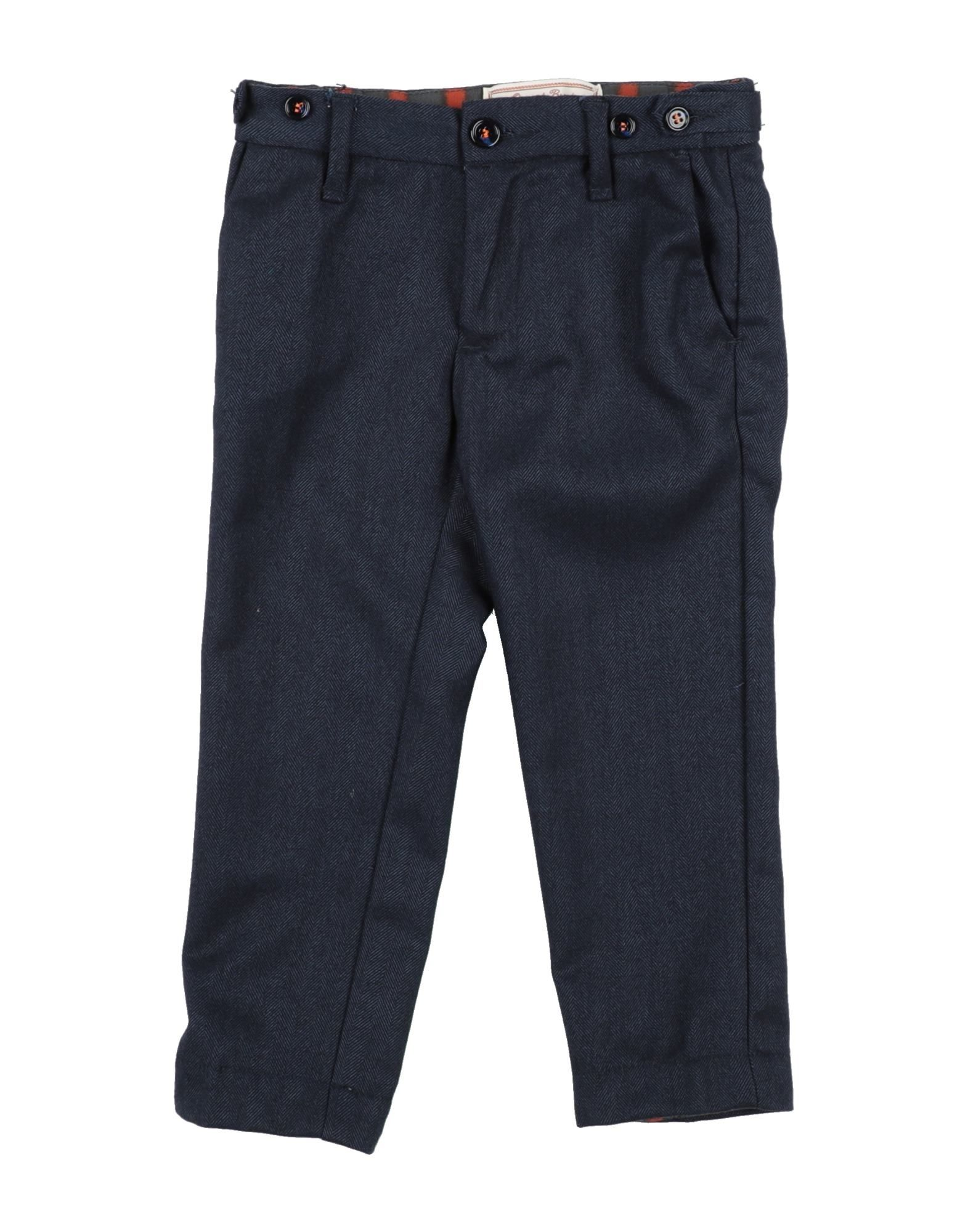 Myths Kids' Casual Pants In Blue