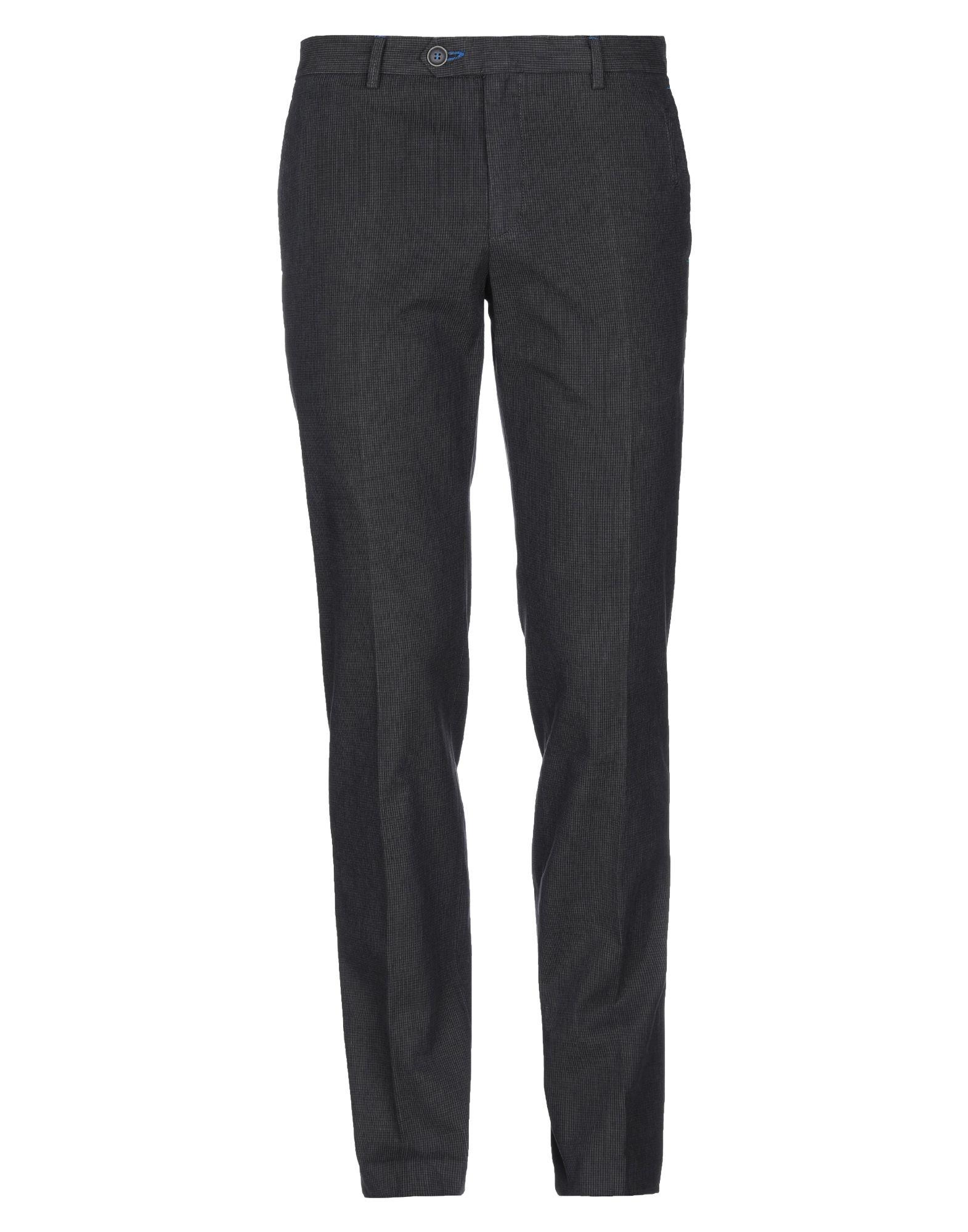《セール開催中》BERRY & BRIAN メンズ パンツ 鉛色 31 コットン 100%