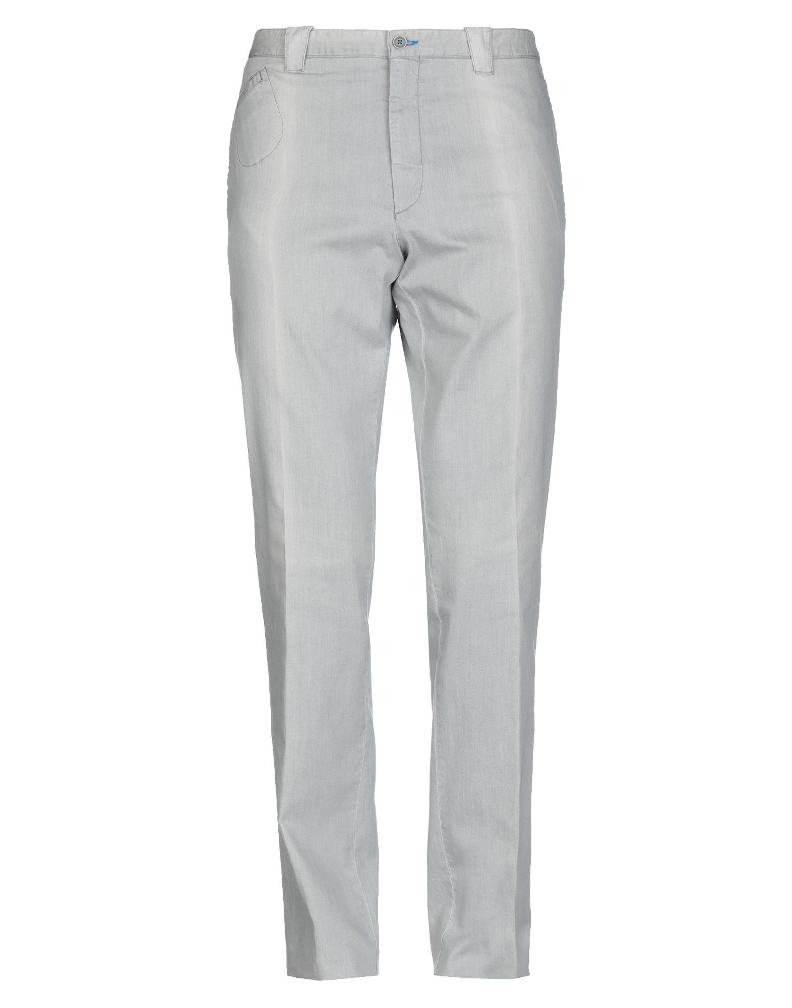 《セール開催中》BERRY & BRIAN メンズ パンツ グレー 38 コットン 98% / ポリウレタン 2%