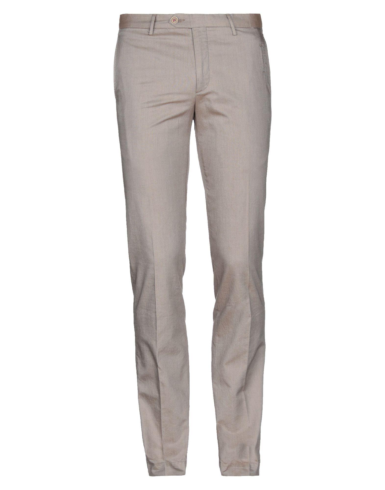 《セール開催中》BERRY & BRIAN メンズ パンツ ベージュ 48 コットン 100%