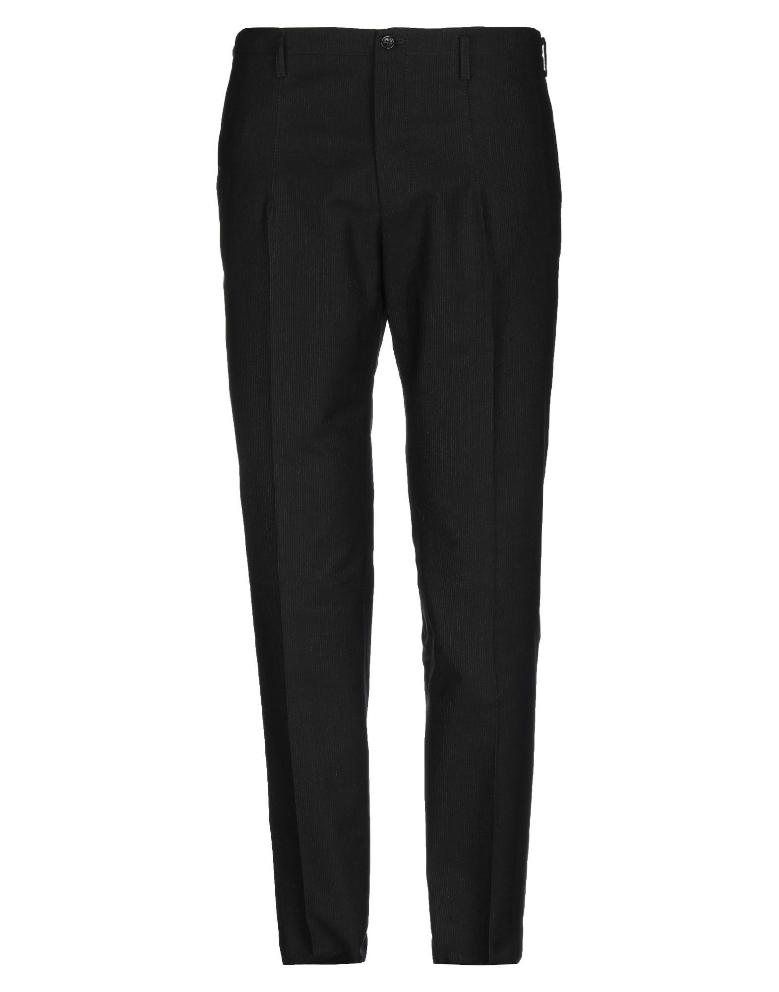 《セール開催中》BERRY & BRIAN メンズ パンツ ブラック 54 コットン 98% / ポリエステル 2%