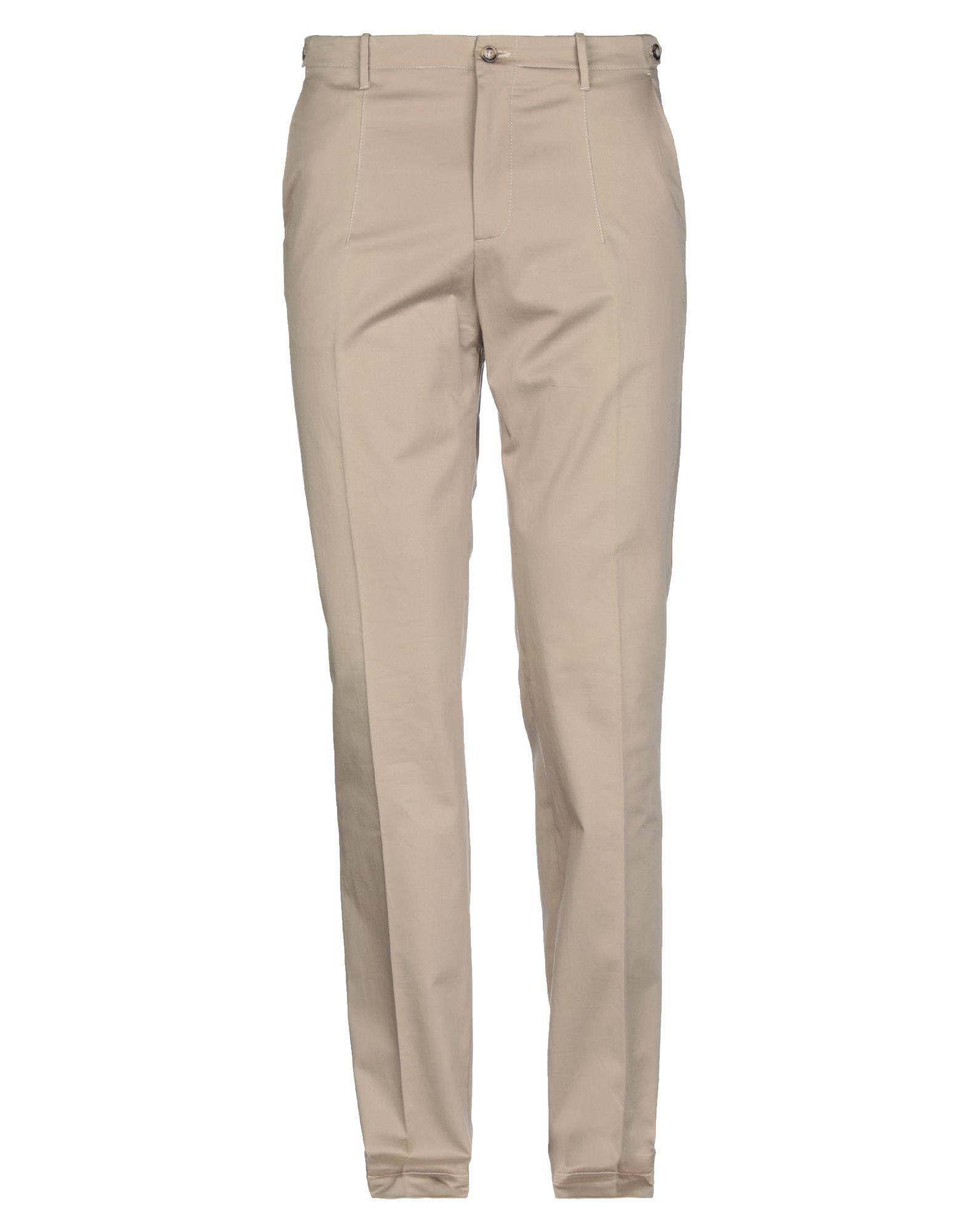 《セール開催中》BERRY & BRIAN メンズ パンツ ベージュ 52 コットン 98% / ポリウレタン 2%