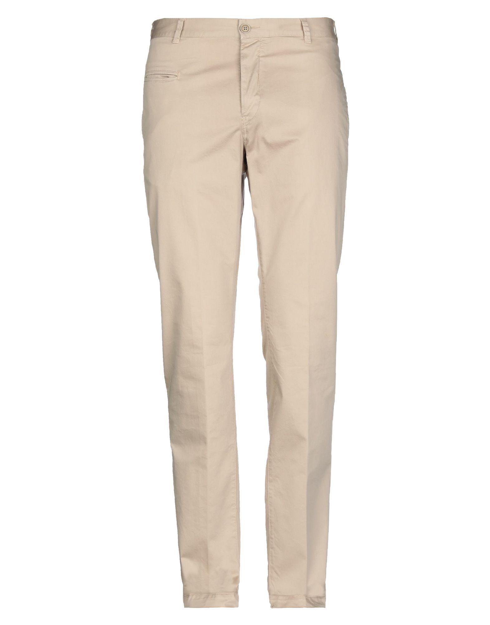 《セール開催中》BERRY & BRIAN メンズ パンツ ベージュ 52 コットン 96% / ポリウレタン 4%