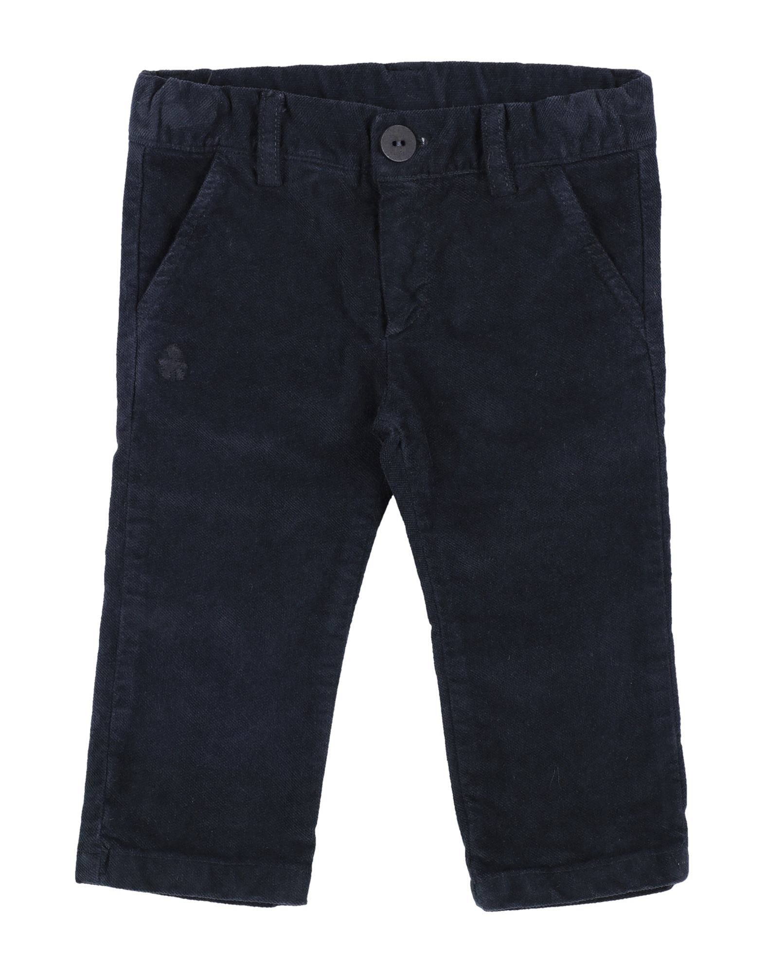 Le Bebé Kids' Casual Pants In Black