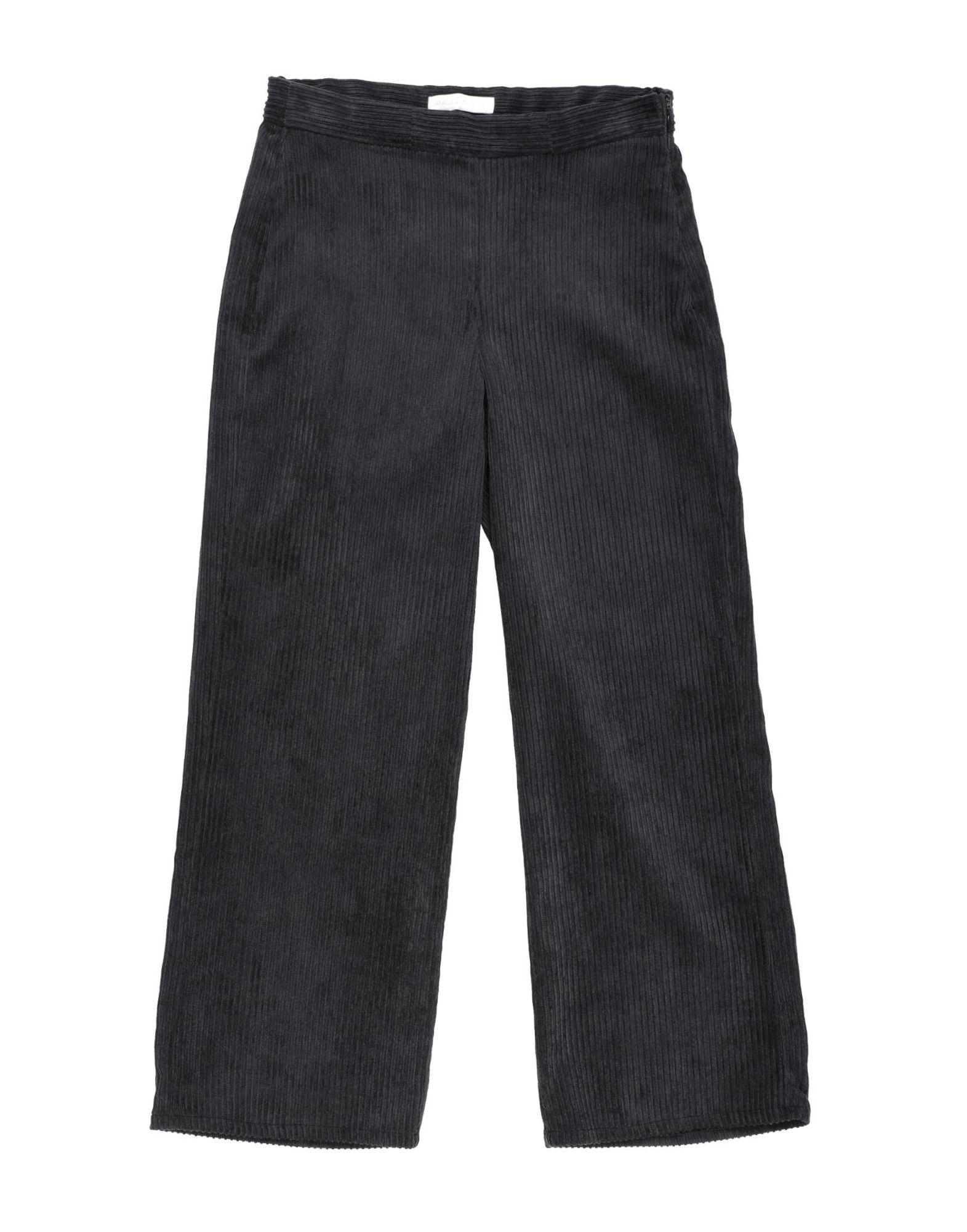 Pauline B. Kids' Casual Pants In Steel Grey