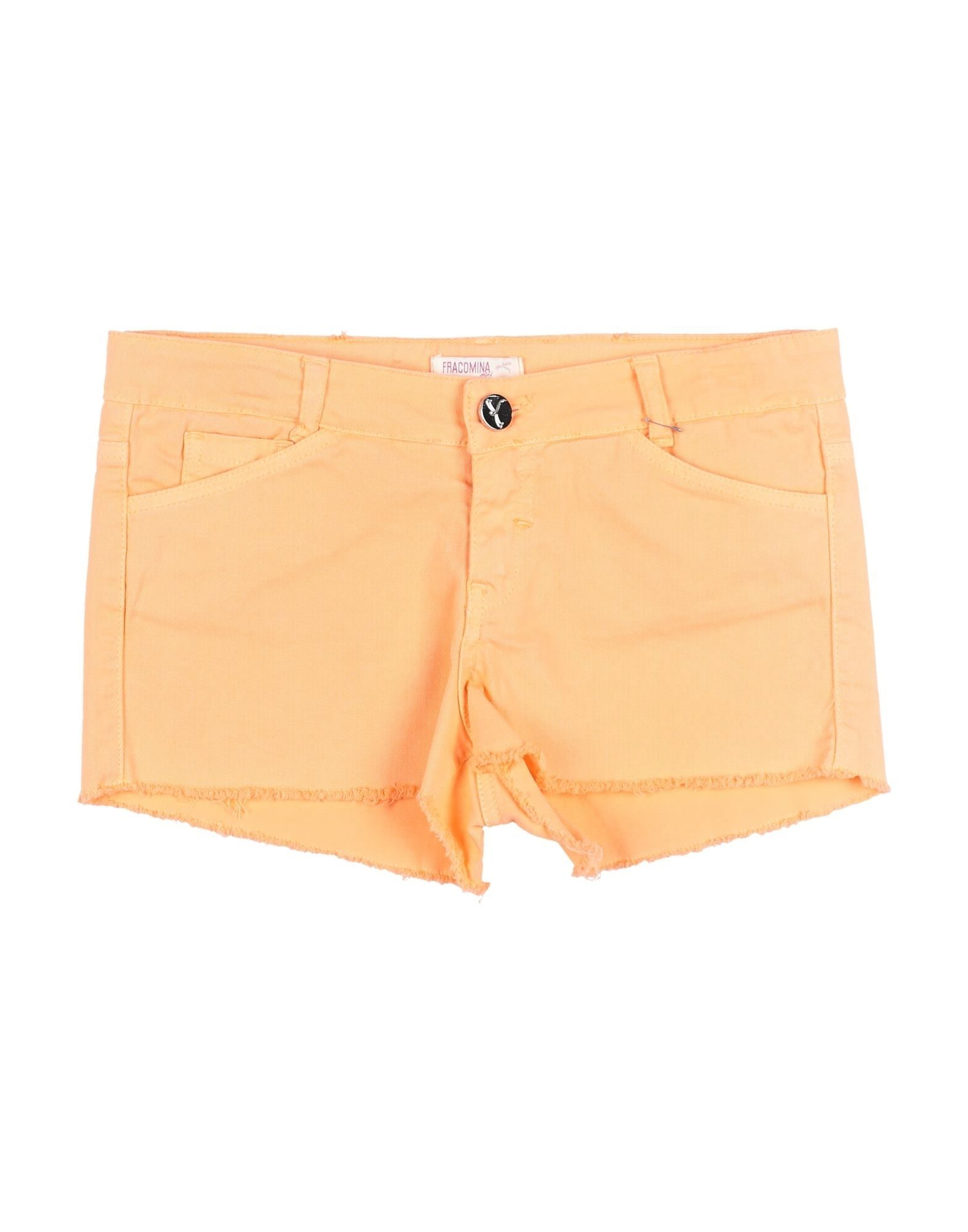 FRACOMINA MINI Шорты и бермуды fracomina mini джинсовые шорты