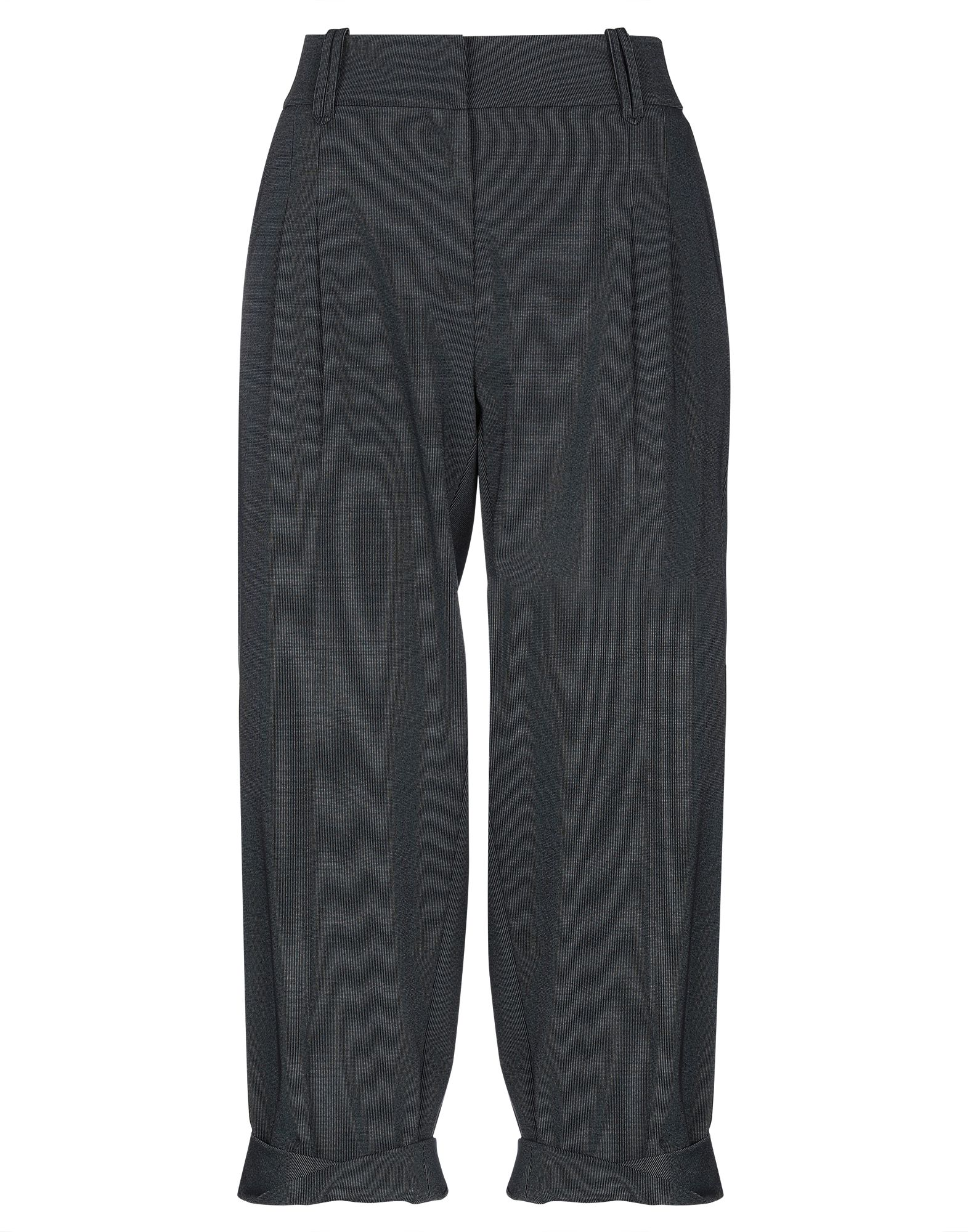 PAOLO CASALINI Укороченные брюки