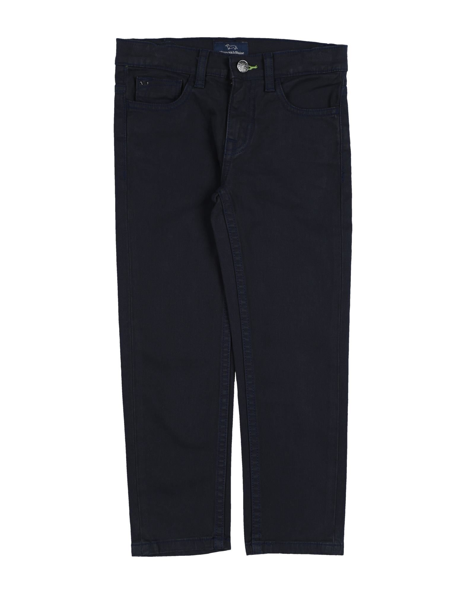 Harmont & Blaine Kids' Casual Pants In Black