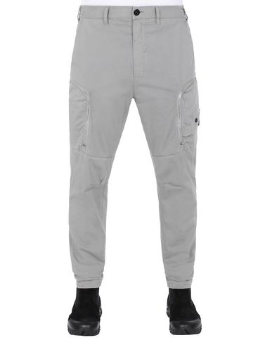 STONE ISLAND SHADOW PROJECT 30508 CARGO PANTS  TROUSERS Man Gray EUR 397