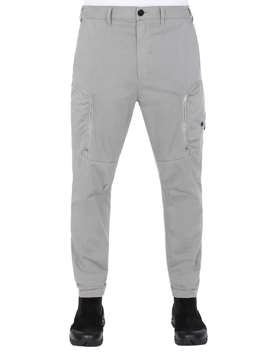 STONE ISLAND SHADOW PROJECT 30508 CARGO PANTS  TROUSERS Man Grey