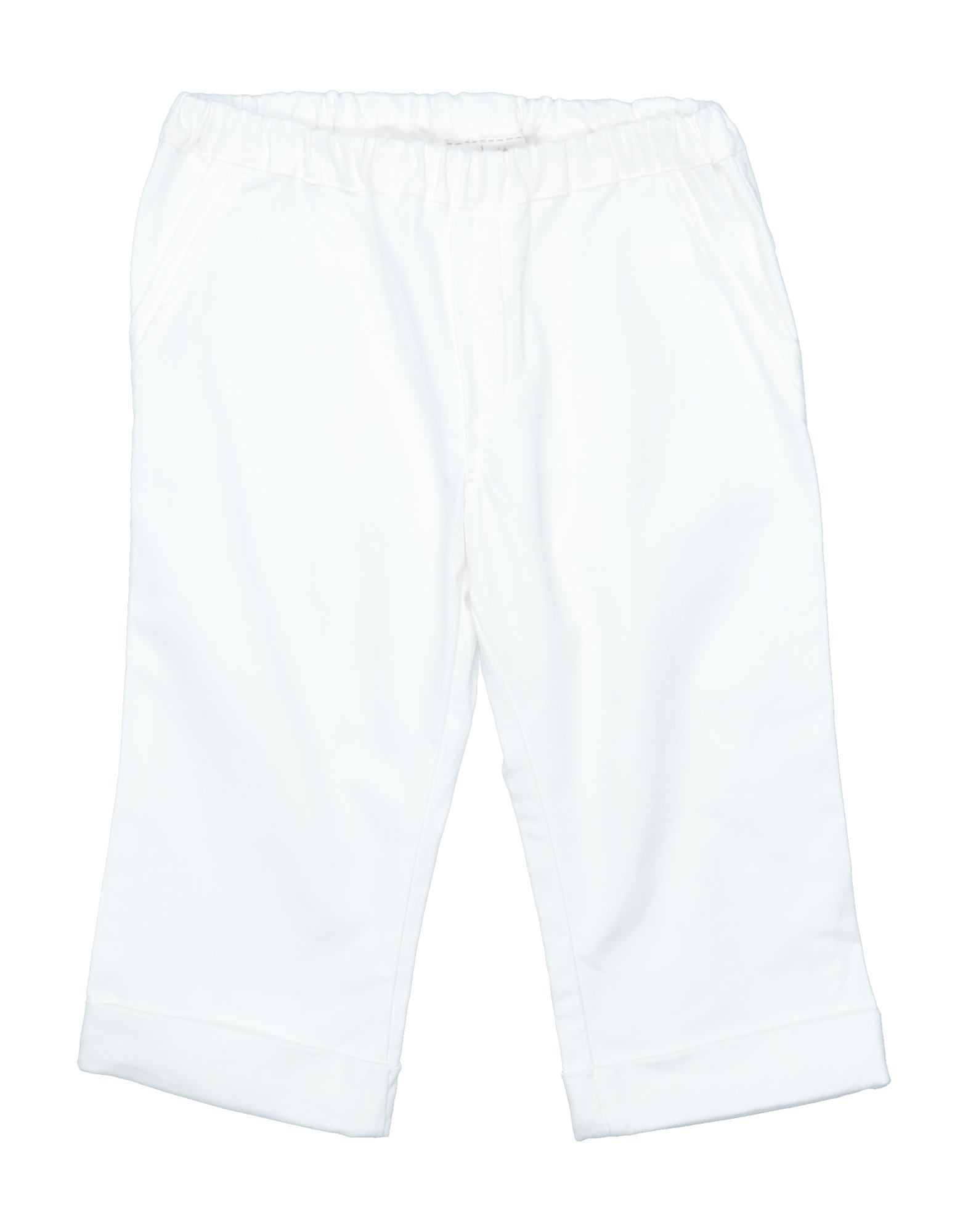 Aletta Kids' Casual Pants In White