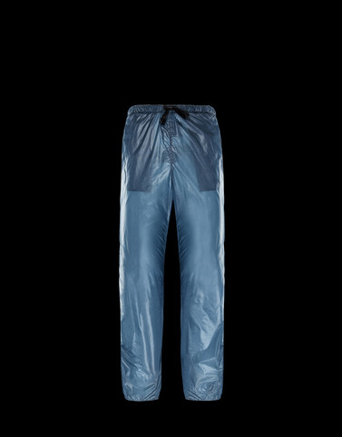 CASUAL TROUSER Slate blue 5 Moncler Craig Green Man