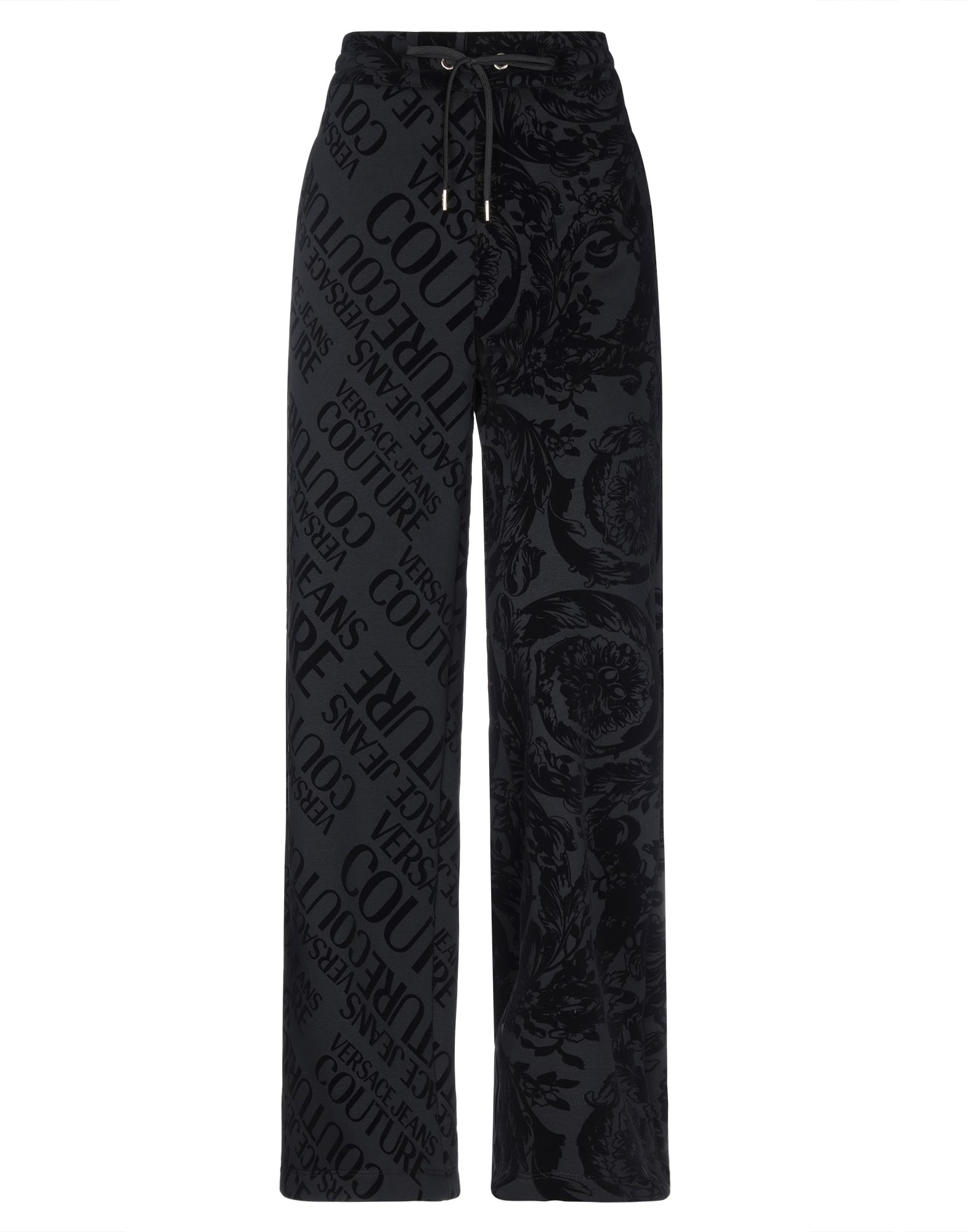 VERSACE JEANS COUTURE Повседневные брюки брюки versace jeans couture широкие брюки