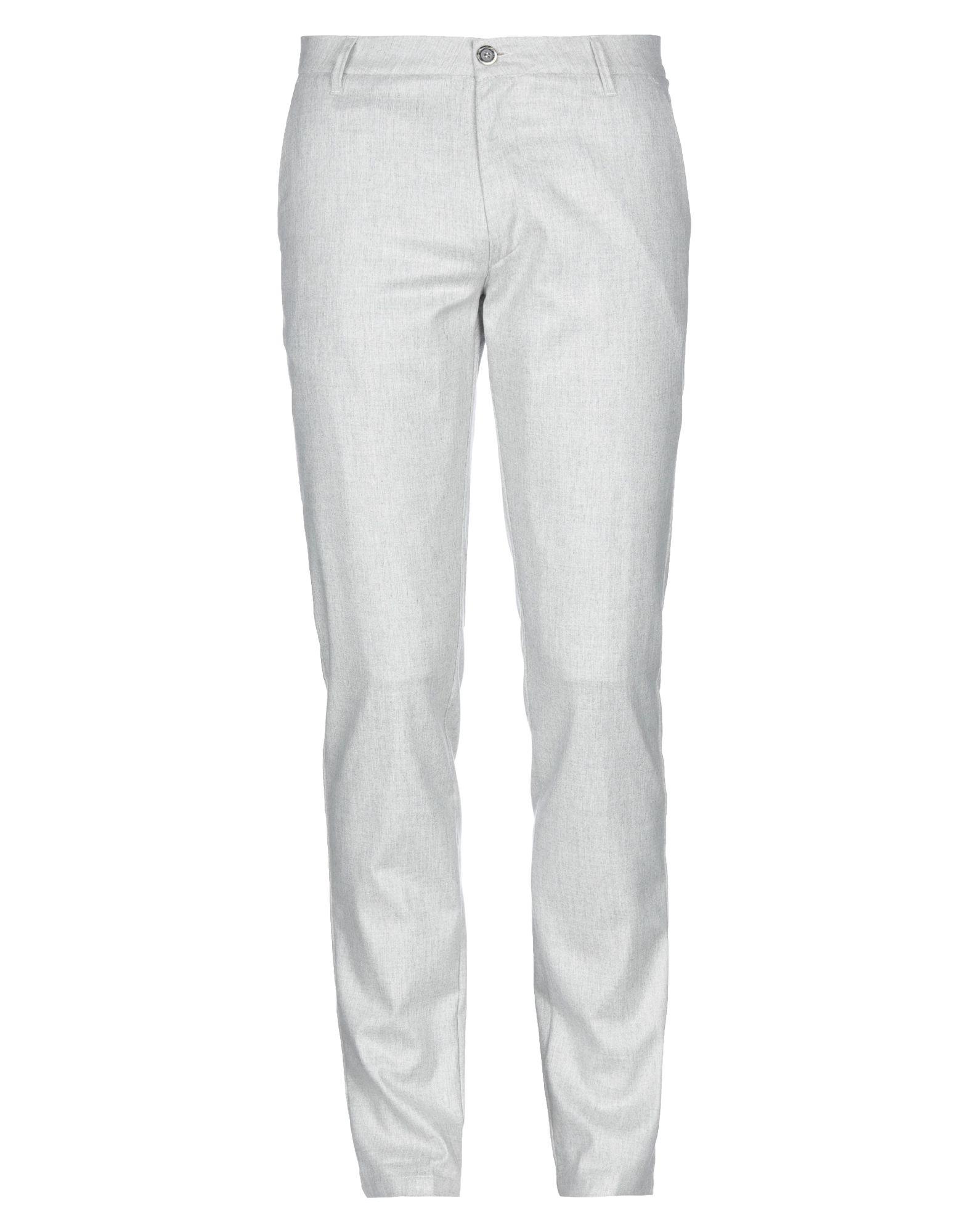 《セール開催中》S.B. CONCEPT メンズ パンツ ライトグレー 29 レーヨン 54% / ポリエステル 27% / バージンウール 17% / ポリウレタン 2%