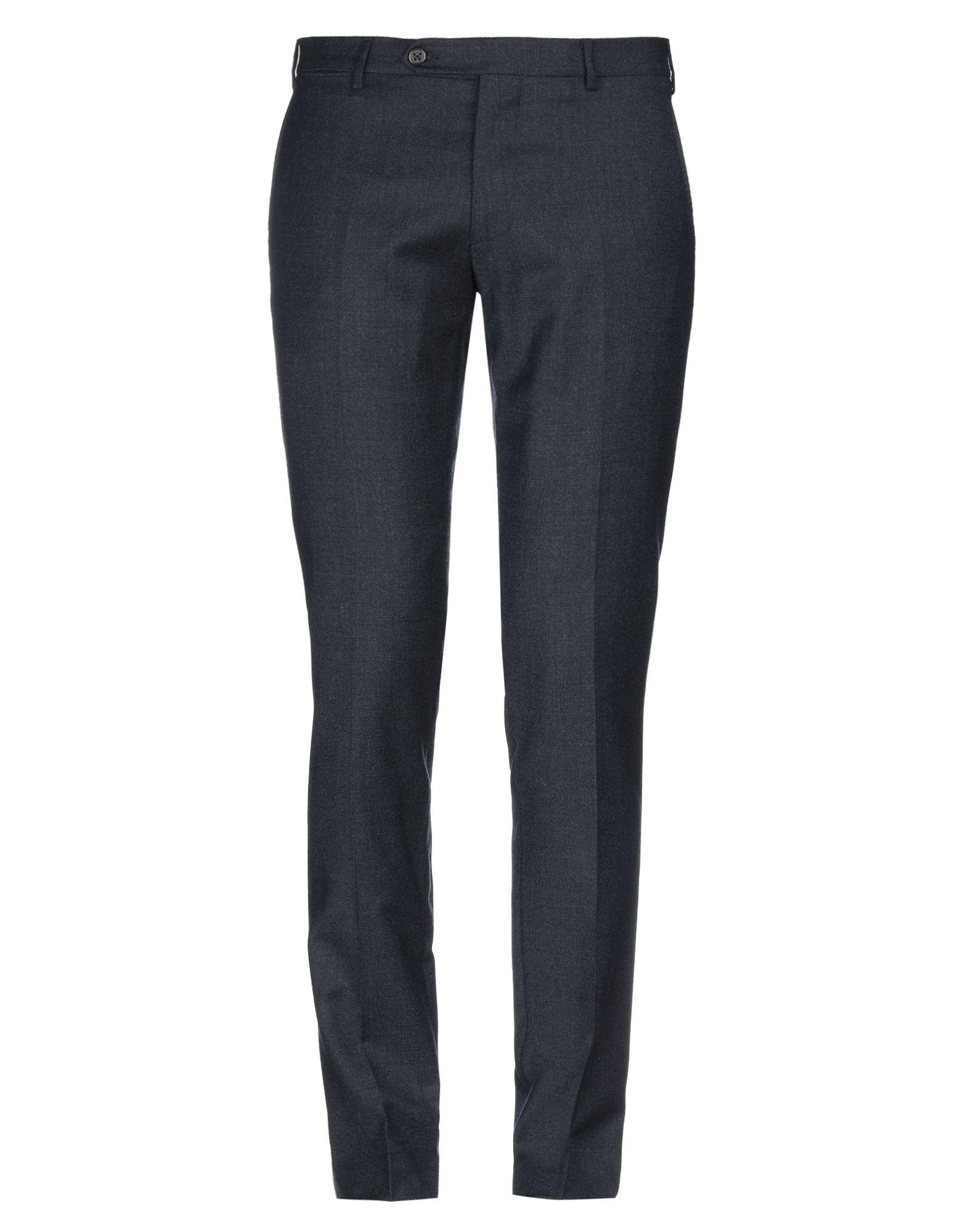 《セール開催中》BERWICH メンズ パンツ ダークブルー 48 バージンウール 99% / ポリウレタン 1%