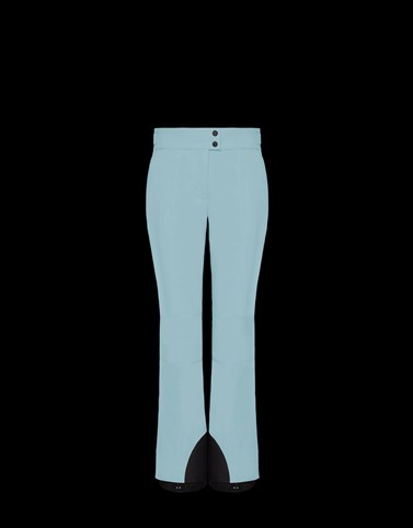 SKI TROUSERS Pastel blue Grenoble Ski Suits Woman