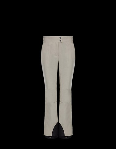 SKI TROUSERS Beige Category Ski trousers Woman