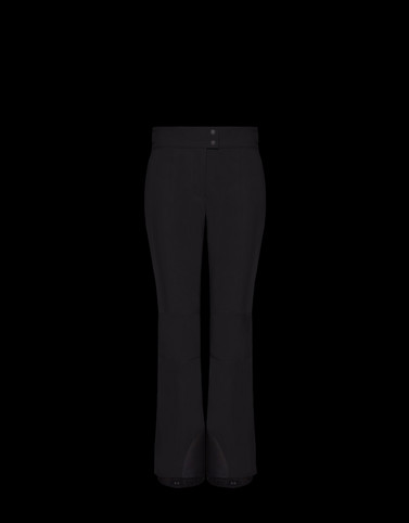 SKI TROUSERS Black Category Ski trousers Woman