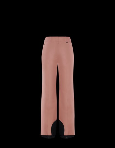 SKI TROUSERS Blush Pink Grenoble Ski Suits Woman