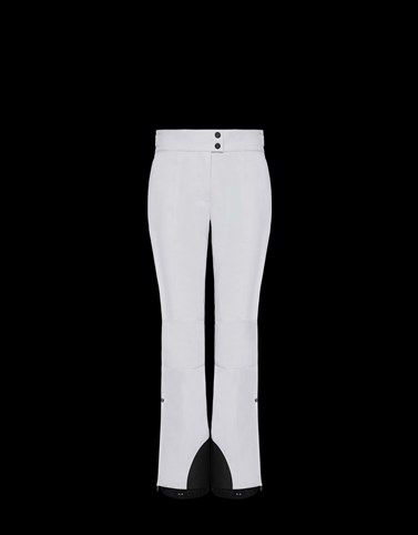 SKI TROUSERS White Category Ski trousers Woman