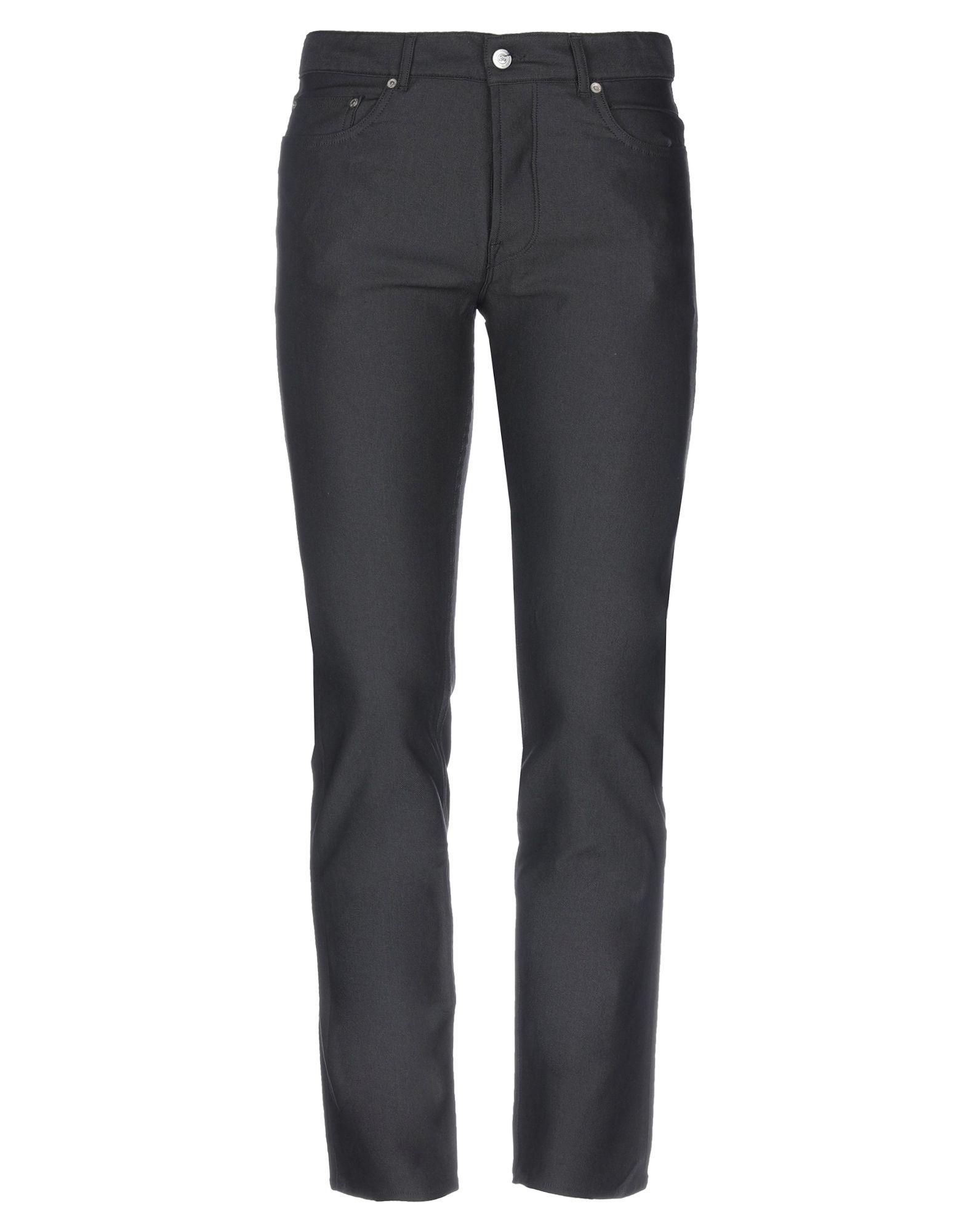 《セール開催中》GOLDEN GOOSE DELUXE BRAND メンズ パンツ ブラック 30 コットン 76% / ポリエステル 24%