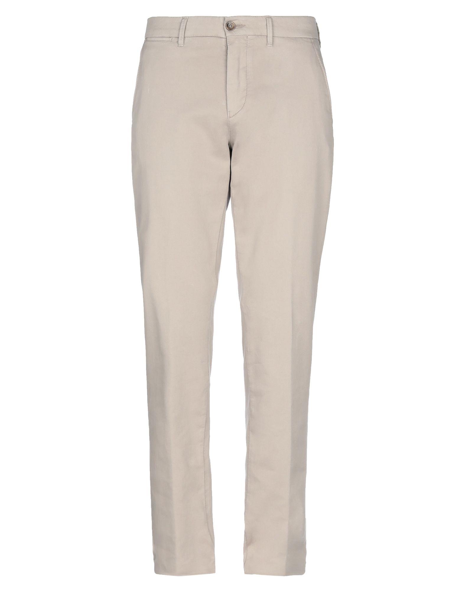 《セール開催中》CORNELIANI ID メンズ パンツ サンド 50 コットン 99% / ポリウレタン 1%