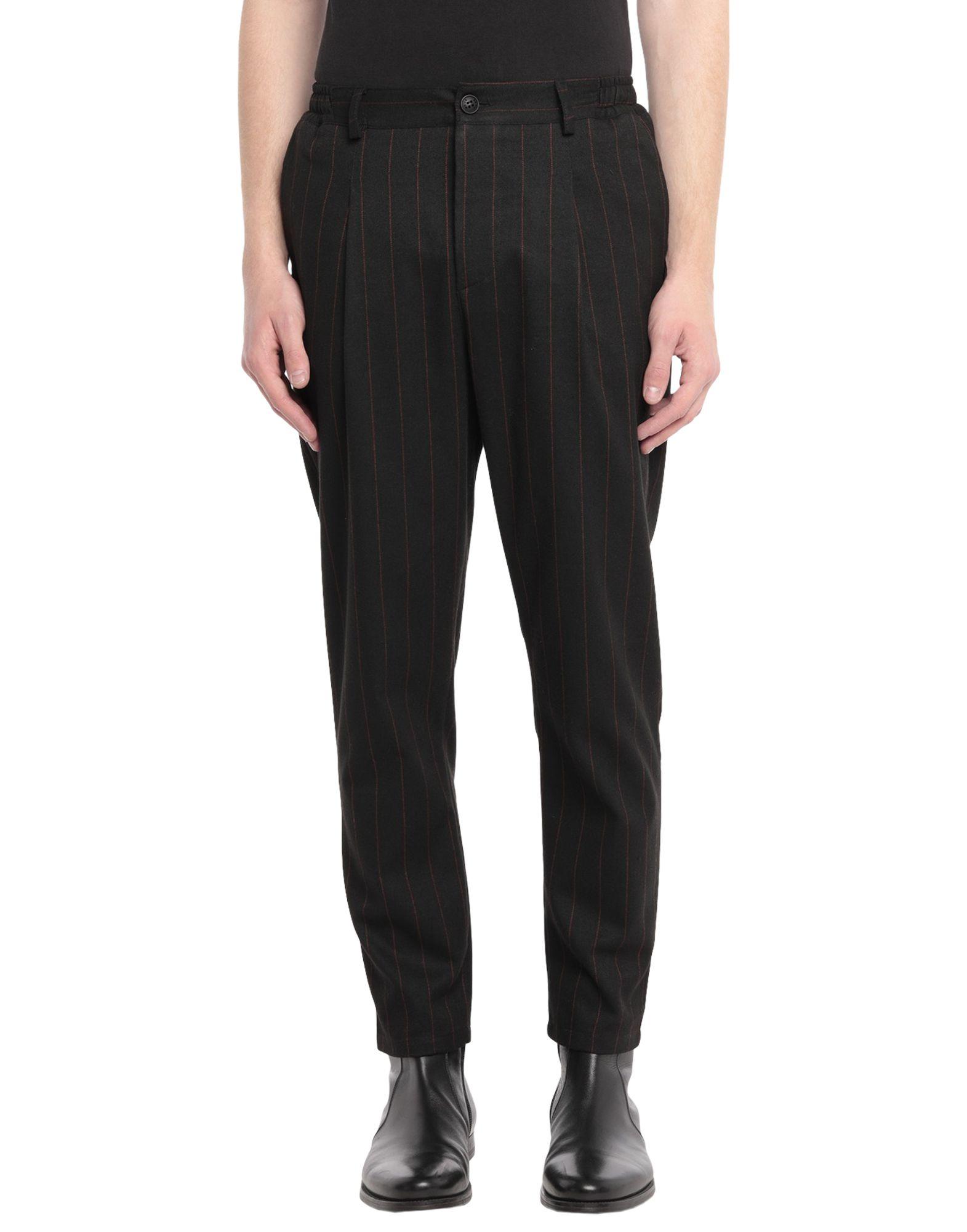 BLACK CIRCUS Повседневные брюки black circus бермуды