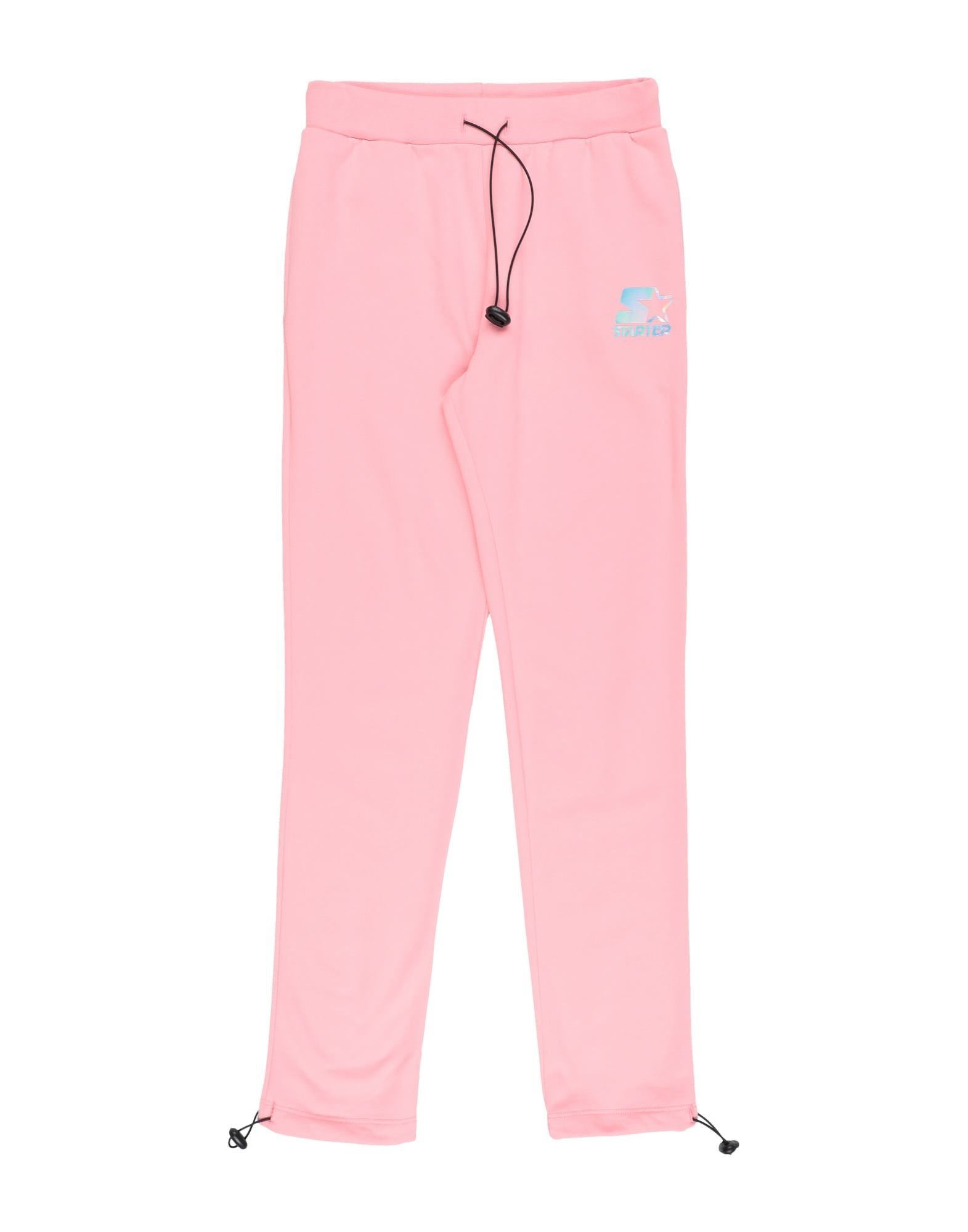 Starter Kids' Casual Pants In Pink