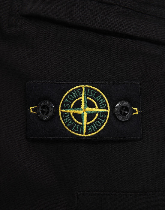13501039ap - TROUSERS - 5 POCKETS STONE ISLAND JUNIOR