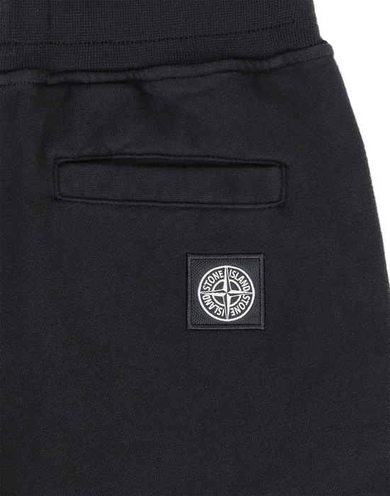 13501041kl - TROUSERS - 5 POCKETS STONE ISLAND JUNIOR