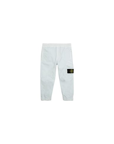 STONE ISLAND BABY 30714 Trousers Man Aqua EUR 109