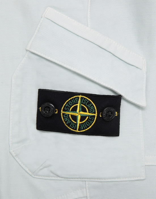 13501047ua - PANTS - 5 POCKETS STONE ISLAND JUNIOR