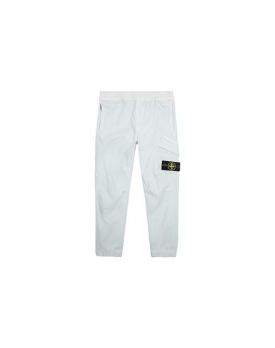 STONE ISLAND KIDS 30714 Pants Man Aqua USD 215