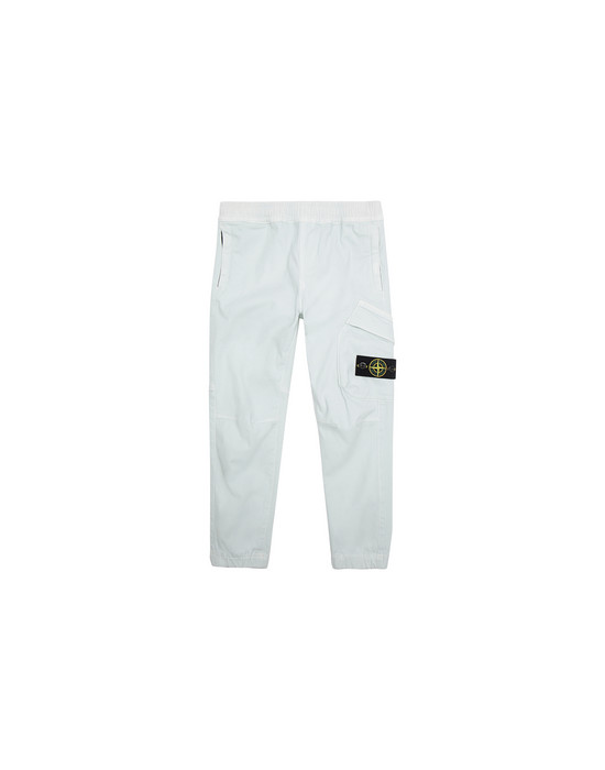 Trousers Man 30714 Front STONE ISLAND KIDS