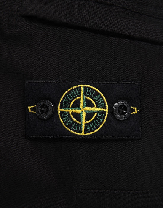 13501117kg - TROUSERS - 5 POCKETS STONE ISLAND JUNIOR