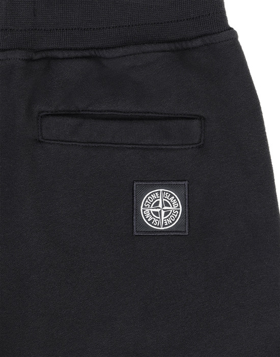 13501368mj - PANTS - 5 POCKETS STONE ISLAND JUNIOR