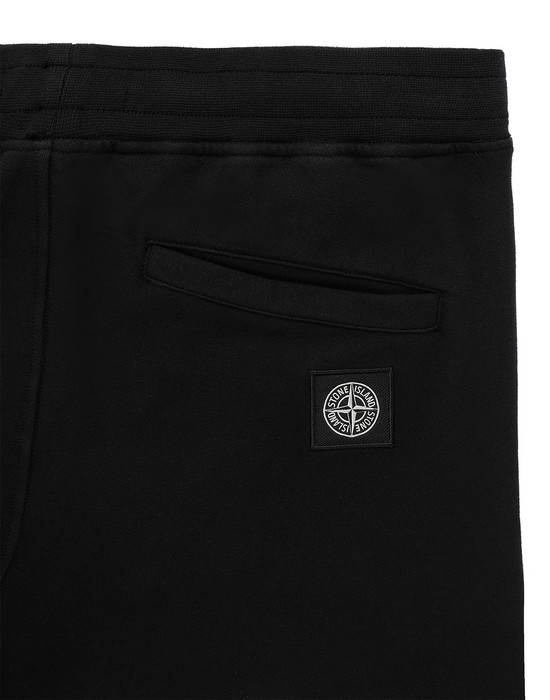 13501377xi - TROUSERS - 5 POCKETS STONE ISLAND JUNIOR