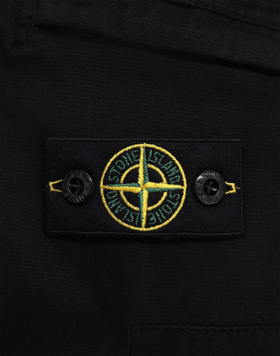 13501380ql - PANTS - 5 POCKETS STONE ISLAND JUNIOR