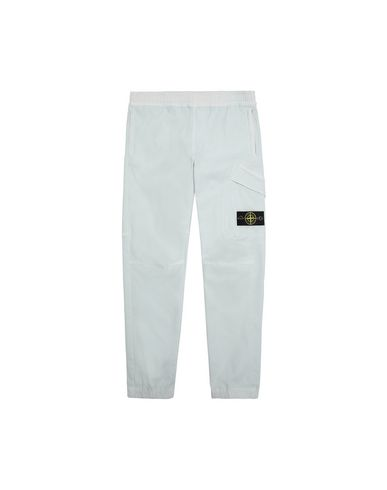 STONE ISLAND JUNIOR 30714 Trousers Man Aqua EUR 180