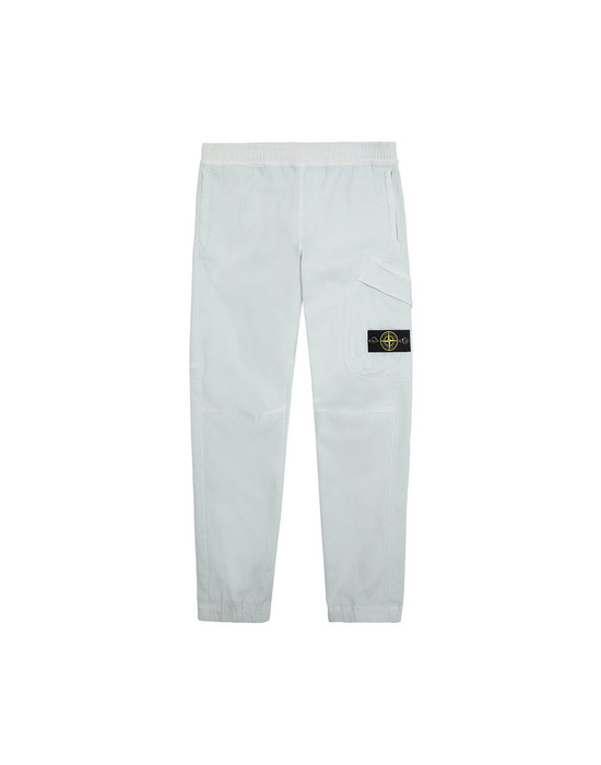 Trousers Man 30714 Front STONE ISLAND JUNIOR