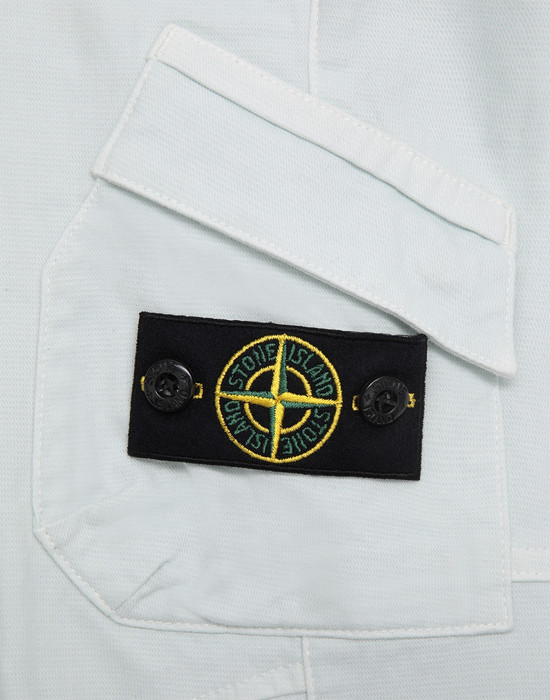 13501395tk - TROUSERS - 5 POCKETS STONE ISLAND JUNIOR