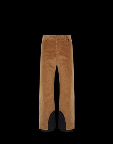 ATHLETIC TROUSERS Brown Grenoble Special Man